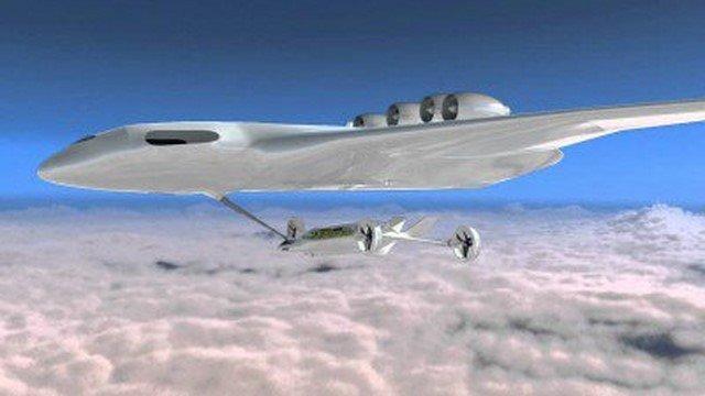 Gasolineras volantes revolucionarían el transporte aéreo