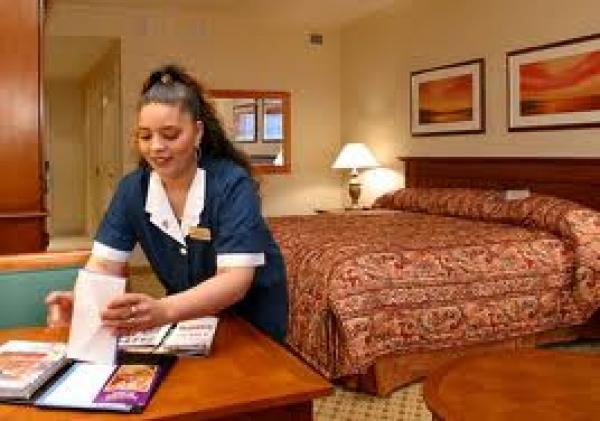 Productividad camareras de pisos for Trabajo de camarera de pisos