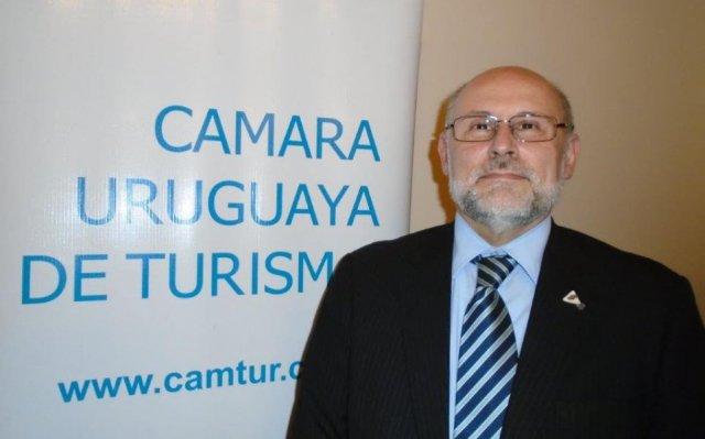 Juan Martínez Escrich asumió como Presidente de la CAMTUR