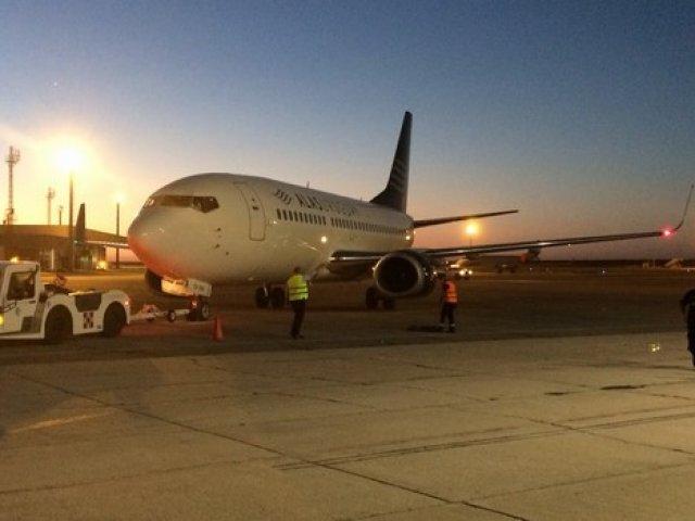 Los aviones hacen ruido político pero Alas Uruguay lo silencia