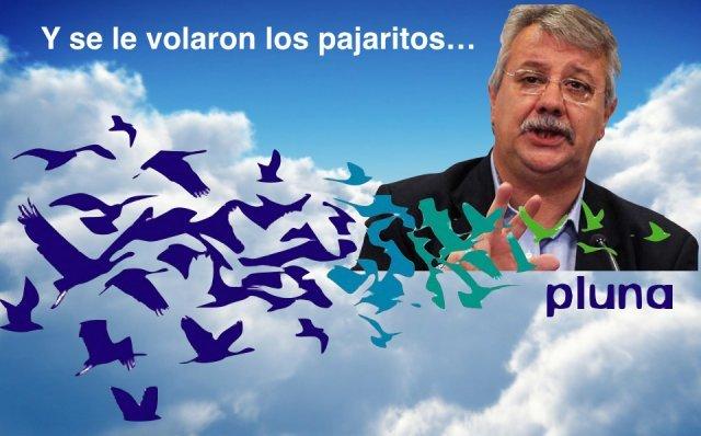 Al ministro Pintado se le volaron los pajaritos