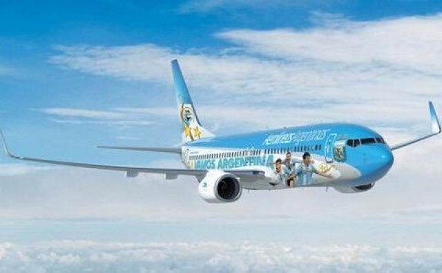 Aerolíneas Argentinas tiene 21% más de empleados