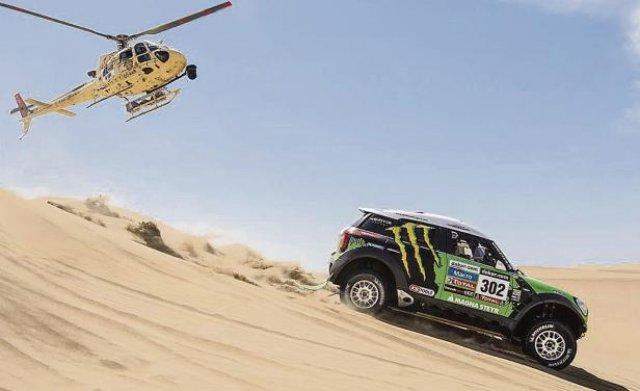 Rally Dakar no viene a Uruguay, En Mintur no abrieron propuesta