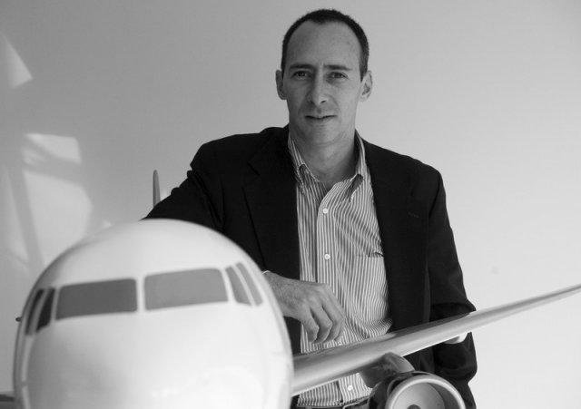 A Matías Campiani y a Viveros Cartes los unió la aviación