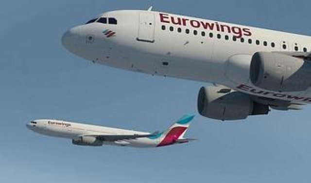 Renovada filial de bajo costo de Lufthansa volará a Cuba
