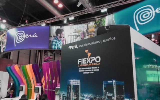 En FITUR Perú destaca que es la sede de FIEXPO LATINOAMÉRICA