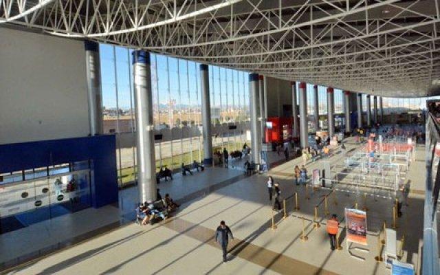 Entregan ampliación del Aeropuerto Internacional de El Alto