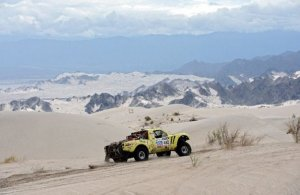 Rally Dakar volver a Per en 2015