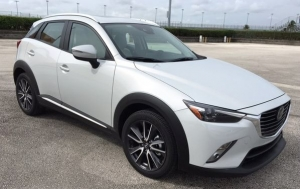 Preview del Mazda CX 3 Grand Touring 2018