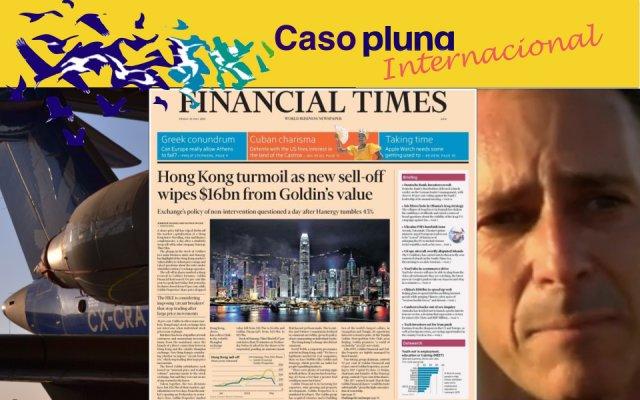 Contundente artículo del Financial Times tras salida de Campiani