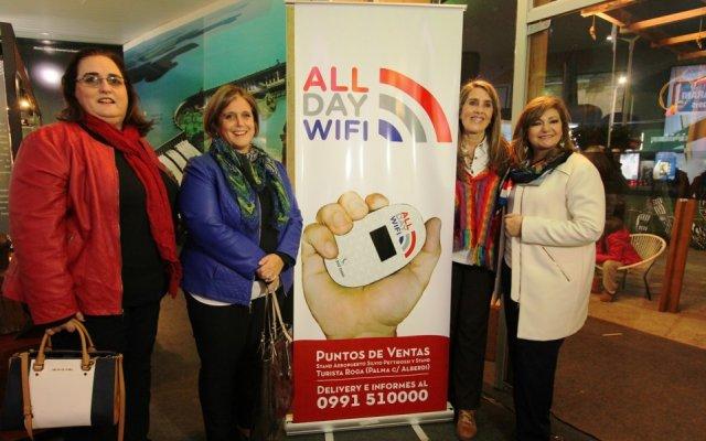 Ahora Wi Fi 24 horas para turistas en todo Paraguay