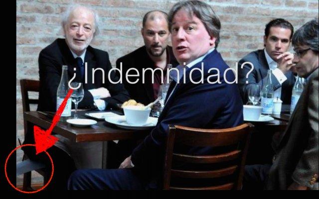 Caída libre VI: dieron instrucciones e indemnidad a López Mena