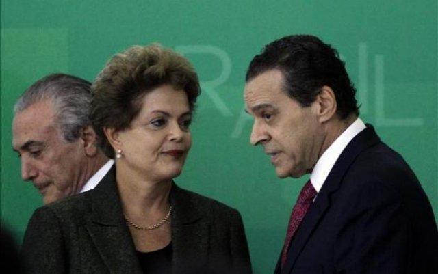 Eduardo Cunha asume como Ministro de Turismo en Brasil