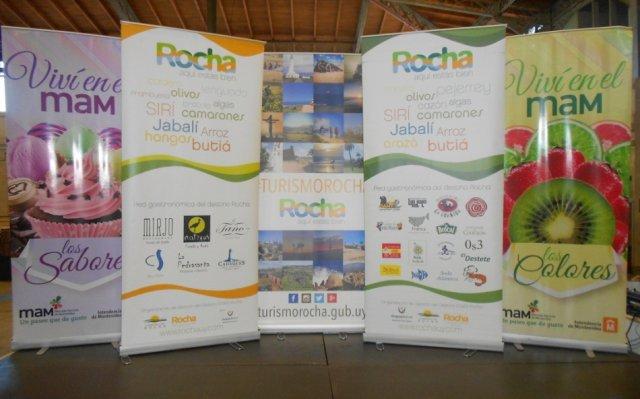 Rocha innova en promoción dentro de Uruguay